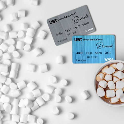 Marshmallows and UBT cards
