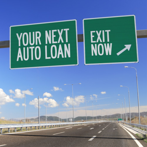 Your next auto loan exit now