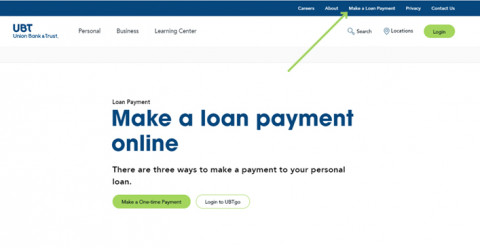Where to make a loan payment