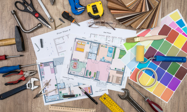home renovation plans