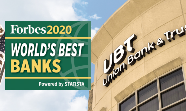 Forbes' World's Best Banks