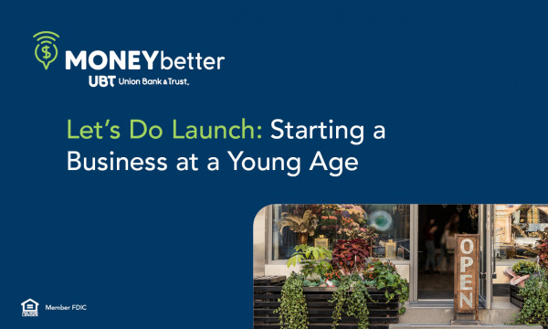 Let's do lunch: starting a business at a young age